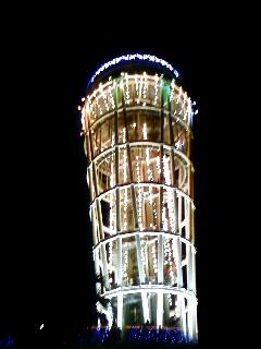 『江の島ファンタジー江の島展望灯台ライトアップ2007』