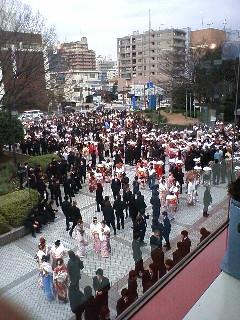 『藤沢市成人式』ゲスト出演!