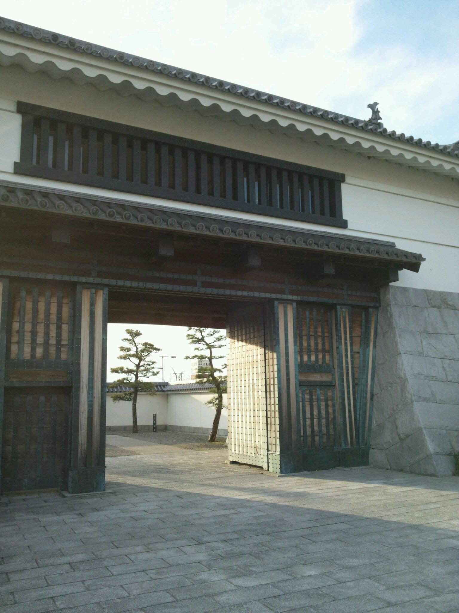 岡崎市に行きました。