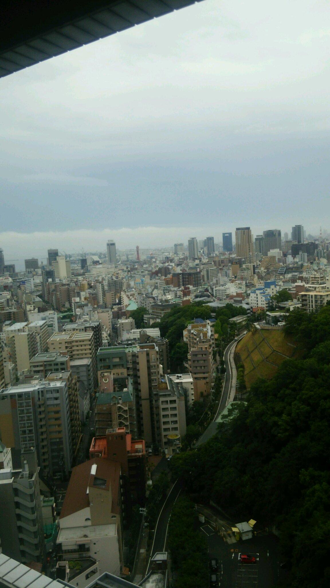今日の神戸です。